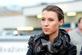 Justė Starinskaitė: Merginos, būkime stilingos net ir sportuodamos