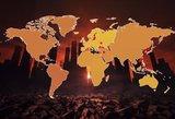 Ant parako statinės: konfliktai, kurie gali virsti pasauliniu karu