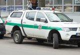 Pareigūnas automobiliu parbloškė į kelią staiga išbėgusį nepilnametį