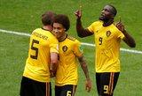 R.Lukaku pavijo C.Ronaldo, belgai sumindė Tunisą
