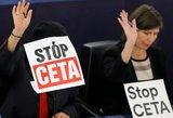 Netikėtas Belgijos pareiškimas gelbėja ES ir Kanados prekybos sutartį