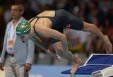"""R. Meilutytė sieks plaukimo """"Grand Slam"""""""