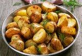 Šefas atskleidė, kaip išsikepti tobulas bulves: nuo šiol gaminsite tik taip