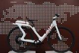 """Ženeva: elektriniai dviračiai pagal """"Kia"""""""