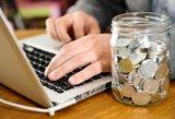 Didinamas minimalus atlyginimas