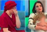 Paskutinės stadijos vėžys griauna moters gyvenimą: nežino, kas laukia dukrytės