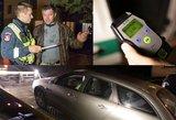 BPC paskambinęs Širvintų teisėjas padėjo sulaikyti vos tragedijos nesukėlusį girtą vairuotoją