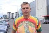 Brolio palaikyti atvykęs Saulius Kuzminskas: ši rinktinė pajėgi būti stipriausiųjų ketverte