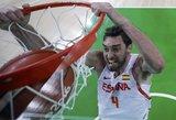 Eurobasket 2017. C grupė: ryškūs favoritai ir ilgai laukti sugrįžimai