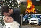 Nuo smurtaujančio vyro nukentėjusi Natalija Bunkė: jis buvo užsikodavęs