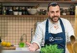 Virtuvės šefas Gian Luca Demarco: pagrindinė priežastis, kodėl esu Lietuvoje – biatlonas