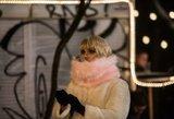Londono gatvėmis Audrius Bružas vaikščiojo persirengęs moterimi
