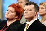 Aukščiausi šalies pareigūnai: D.Mertinas paliko ryškų pėdsaką