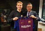 """""""Barcelona"""" pasirašė sutartį su vienu talentingiausių Europos saugų"""