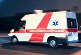 Jaunas vairuotojas Šakių rajone sukėlė tragišką avariją: žuvo moteris