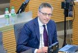 Bakas siūlo naujas pataisas dėl žiniasklaidą valdančių verslininkų