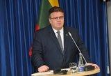 Linkevičiaus kirtis konservatoriams: vengdami dialogo su Minsku atstovaujate Rusijai