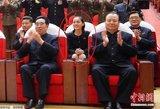 """Šiaurės Korėja atskleidė """"departamento direktoriaus pavaduotojos"""" šeimos ryšius su Kim Jong Unu"""