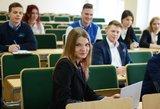 Klaipėdos valstybinė kolegija ruošiasi būsimų pedagogų šturmui