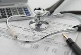 E. sveikatos auditas: neskaidrūs pirkimai, nepakankama kontrolė ir įtartini susitarimai