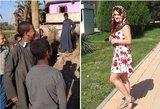 Jaunos merginos apsilankė musulmoniškoje šalyje: vyrų žvilgsniai vertė jaustis nejaukiai