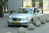 Susiginčijęs dėl kainos taksistas dujomis nupurškė savo klientą Klaipėdoje