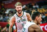 Mūšis dėl auksinio taško: australiški pavojai Lietuvos krepšininkams