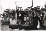 Tarpukario prezidentų inauguracijos: prasidėjo kukliai, bet greitai tapo prabangios