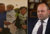 Pirmosios Karpavičiaus žmonos advokatas: manome, kad jo mirtis buvo smurtinė