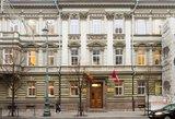 Seimas – už Žemės ūkio ministerijos perkėlimą į Kauną