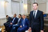 """Gustainiui paskirtas advokatas pykdo """"MG Baltic"""""""