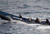 Indijoje išteisinti 35 kovos su piratavimu laivo įgulos nariai