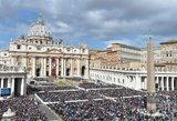 Lietuvis Makrickas užims svarbias pareigas Vatikane: bus valstybės sekretoriato administracijos vadovu