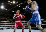 Europos čempionate kausis septyni Lietuvos boksininkai