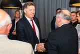 Socialdemokratai per antrą turą rems įvairias partijas?