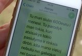 P. Gražulio vaiko motina Birutė pasidalijo dar daugiau asmeninių žinučių