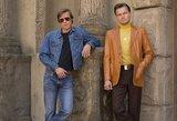 DiCaprio rėžė kritikos Pittui: jis nevykęs aktorius