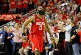 """""""Rockets"""" ruošiasi permainoms – iškeistas gali būti net Hardenas"""