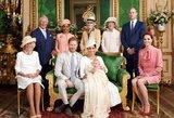 Gerbėjai sutrikę: krikštynų kadre princo Williamo išraiška verčia susimąstyti