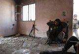 """""""Islamo valstybė"""" tikina nužudiusi penkis rusų karius"""