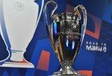 Diskusija gyvai: Čempionų lygos aštuntfinalio pagrindinė intriga