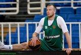 Lukas Lekavičius produktyviai pasinaudojo žaidimo laiku, bet jo gavo nedaug