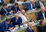 Oficialu: Seimas paskyrė naująjį NSGK vadovą