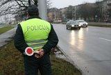 Lietuvos policija ir toliau siautėja: šiurpią avariją sukėlė girtas pareigūnas
