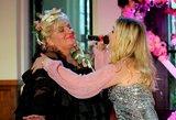 """Ašaras vos tvardžiusi Bilevičiūtė iškėlė audringą jubiliejų:  """"Gavau pačią erotiškiausią dovaną"""""""