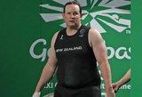 Lytį pakeitusi atletė skina auksą varžybose, bet rausta nuo kritikos