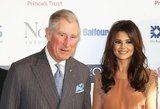 Nedovanotinas elgesys: žinoma atlikėja bendraudama su princu Charlesu padarė žiaurią klaidą