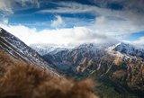 Kelionė nepakilus nuo kėdės: Tatrų kalnų grožis