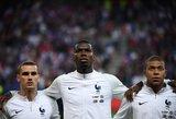 Pasaulio futbolo čempionatas: prancūzų mentaliteto bėdos ir 36 metus neregėta komanda