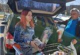 Lenkijos parduotuvėse prieš Velykas kaip reta mažai lietuvių